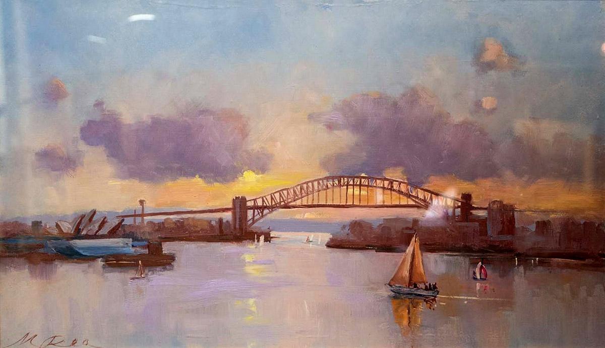 Marcia Rea Aussie Artist